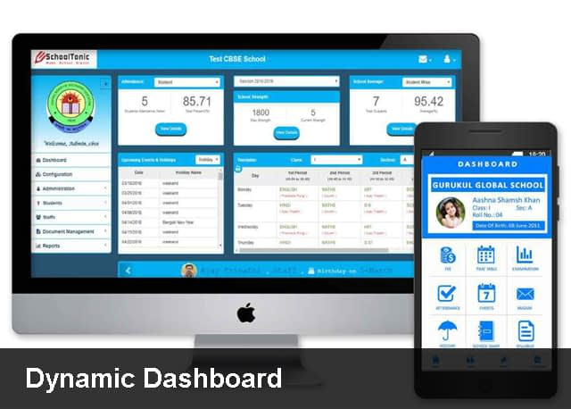 Dynamic Dashboard