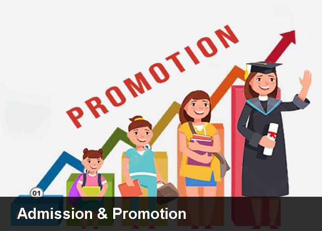 Admission & Promotion